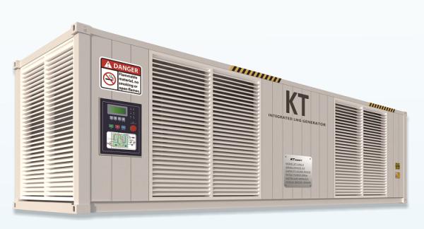 引领天然气液化工业革命!KT能源公司将携新品亮相cippe2020